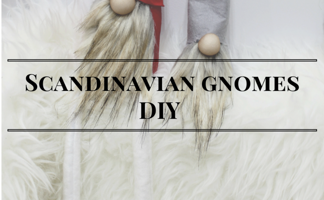 Scandinavian Gnomes DIY